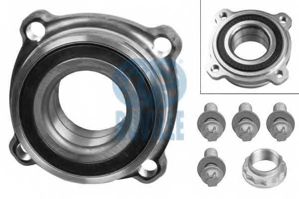 Комплект подшипника ступицы колеса RUVILLE 5032 - изображение