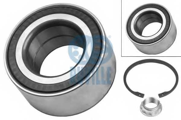 Комплект подшипника ступицы колеса RUVILLE 5033 - изображение