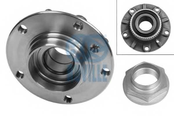 Комплект подшипника ступицы колеса RUVILLE 5039 - изображение