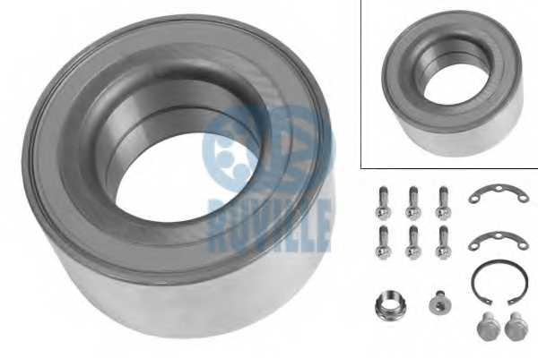 Комплект подшипника ступицы колеса RUVILLE 5107S - изображение