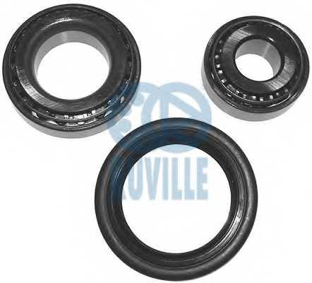 Комплект подшипника ступицы колеса RUVILLE 5114 - изображение