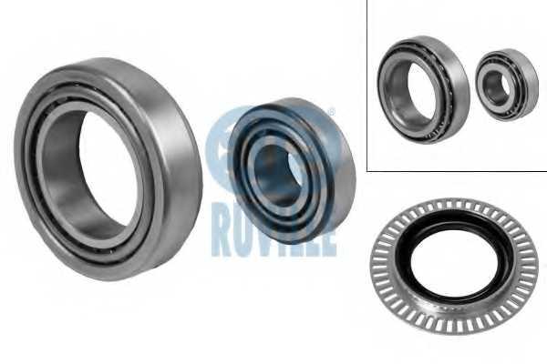 Комплект подшипника ступицы колеса RUVILLE 5135 - изображение