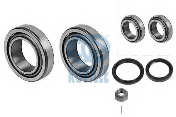 Комплект подшипника ступицы колеса RUVILLE 5219 - изображение