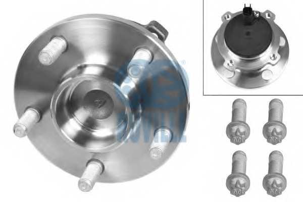 Комплект подшипника ступицы колеса RUVILLE 5282 - изображение