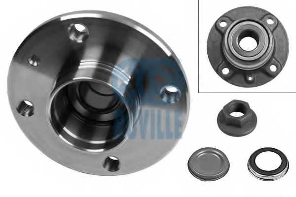 Комплект подшипника ступицы колеса RUVILLE 5338 - изображение
