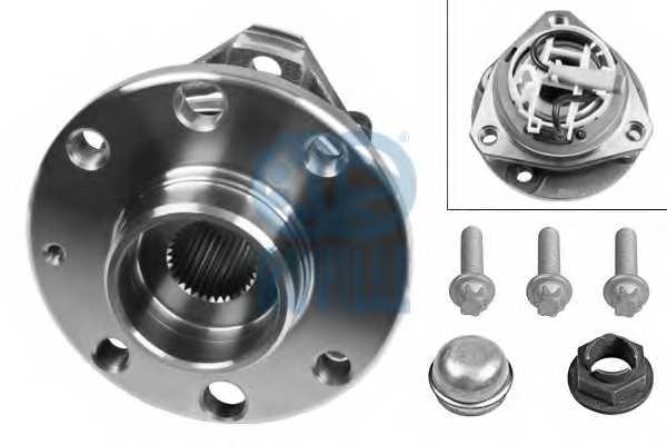 Комплект подшипника ступицы колеса RUVILLE 5347 - изображение