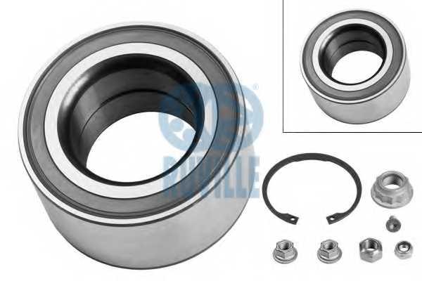 Комплект подшипника ступицы колеса RUVILLE 5434 - изображение