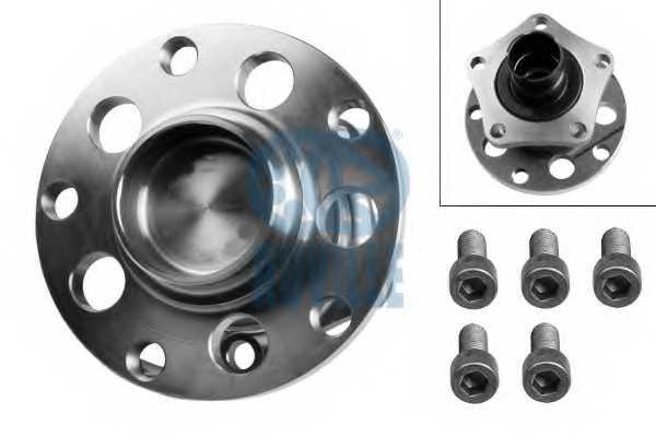 Комплект подшипника ступицы колеса RUVILLE 5444 - изображение