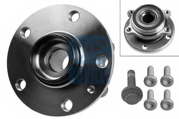 Комплект подшипника ступицы колеса RUVILLE 5456 - изображение