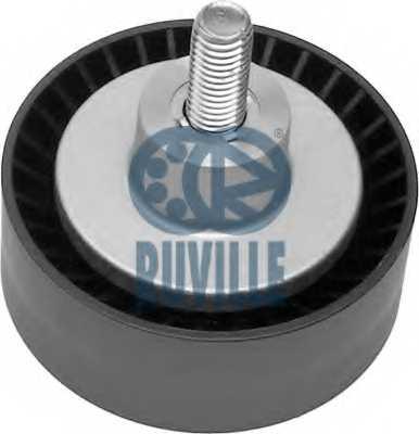 Паразитный / ведущий ролик поликлинового ременя RUVILLE 55020 - изображение
