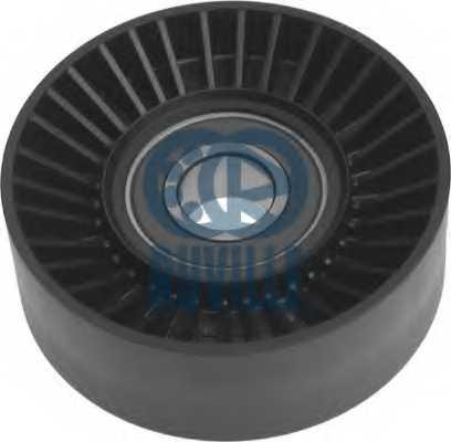 Паразитный / ведущий ролик поликлинового ременя RUVILLE 55046 - изображение