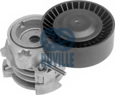 Натяжная планка поликлинового ремня RUVILLE 55055 - изображение