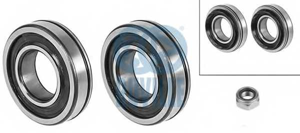 Комплект подшипника ступицы колеса RUVILLE 5508 - изображение
