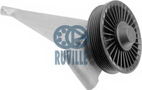 Паразитный / ведущий ролик поликлинового ременя RUVILLE 55138 - изображение