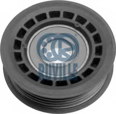 Паразитный / ведущий ролик поликлинового ременя RUVILLE 55147 - изображение