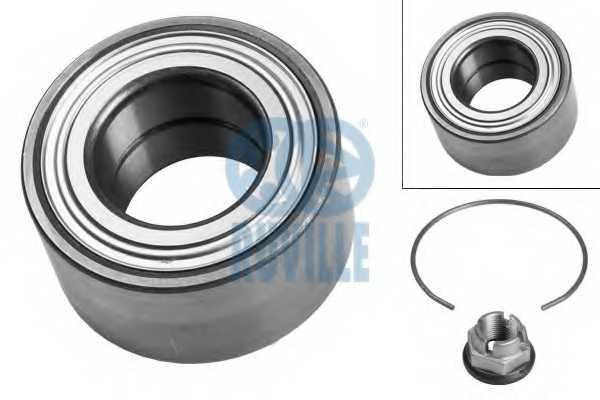 Комплект подшипника ступицы колеса RUVILLE 5516 - изображение