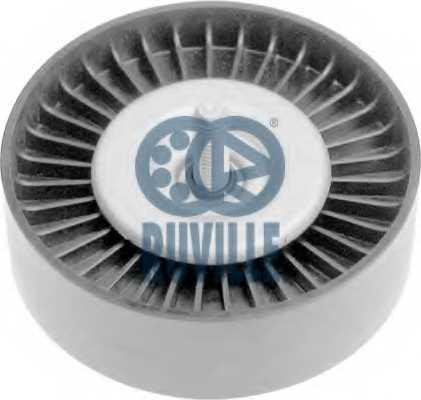 Паразитный / ведущий ролик поликлинового ременя RUVILLE 55162 - изображение