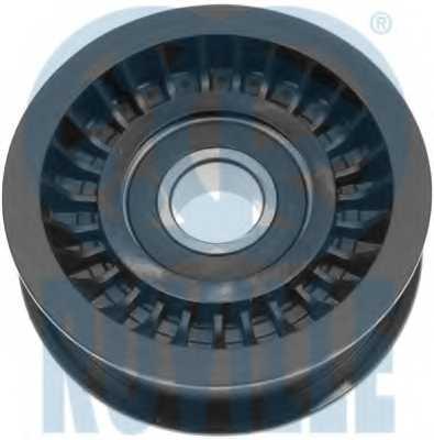 Паразитный / ведущий ролик поликлинового ременя RUVILLE 55179 - изображение