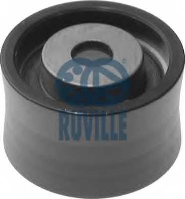 Паразитный / ведущий ролик зубчатого ремня RUVILLE 55211 - изображение