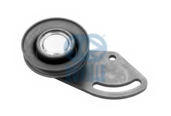 Натяжной ролик, клиновой ремень RUVILLE 55224 - изображение