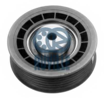 Паразитный / ведущий ролик поликлинового ременя RUVILLE 55318 - изображение