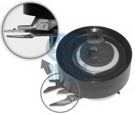 Натяжной ролик ременя ГРМ RUVILLE 55428 - изображение