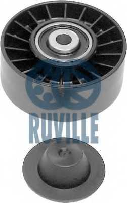 Паразитный / ведущий ролик поликлинового ременя RUVILLE 55434 - изображение