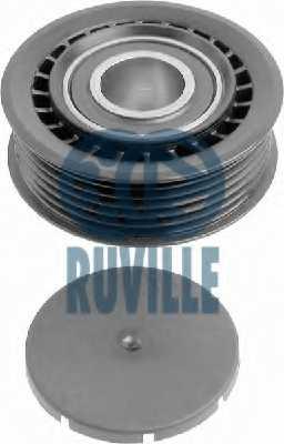 Натяжной ролик поликлиновогоременя RUVILLE 55435 - изображение