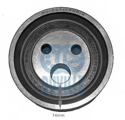 Натяжной ролик ременя ГРМ RUVILLE 55622 - изображение