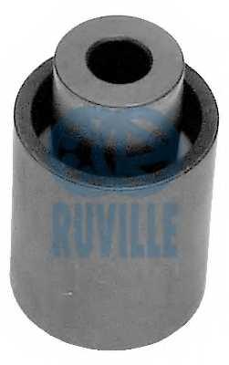 Паразитный / ведущий ролик зубчатого ремня RUVILLE 55704 - изображение