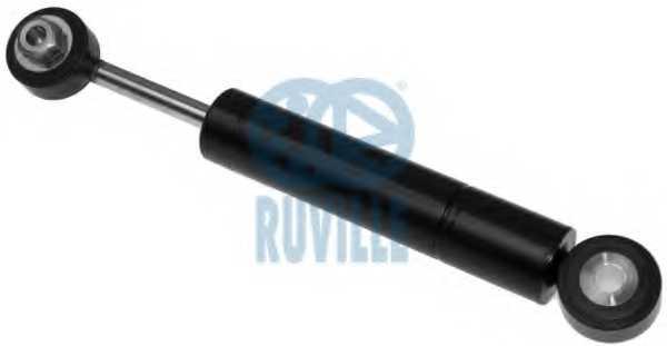 Амортизатор поликлинового ремня для AUDI 100(4A,C4), A6(4A,C4), A8(4D2,4D8), V8(44#,4C#) <b>RUVILLE 55747</b> - изображение