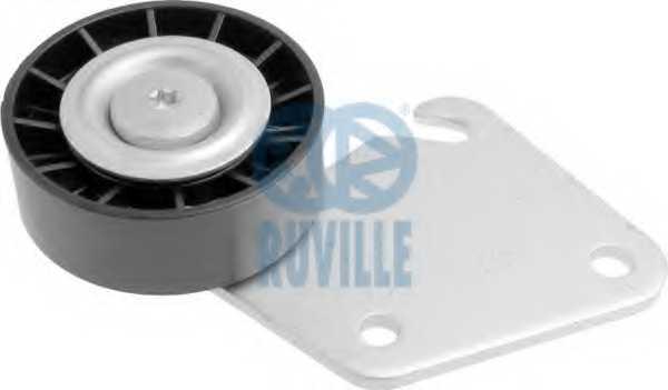 Паразитный / ведущий ролик поликлинового ременя RUVILLE 55935 - изображение