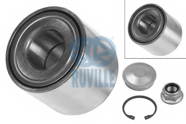 Комплект подшипника ступицы колеса RUVILLE 5598 - изображение
