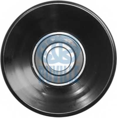 Паразитный / ведущий ролик поликлинового ременя RUVILLE 56121 - изображение