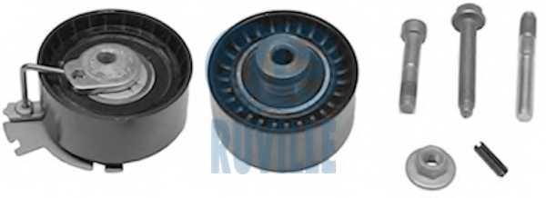 Комплект роликов зубчатого ремня RUVILLE 5663850 - изображение