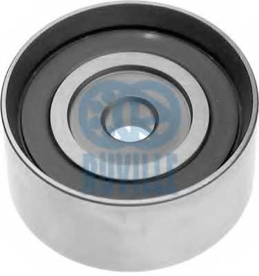 Паразитный / ведущий ролик зубчатого ремня RUVILLE 56943 - изображение