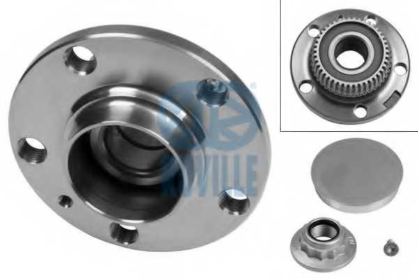 Комплект подшипника ступицы колеса RUVILLE 5720 - изображение