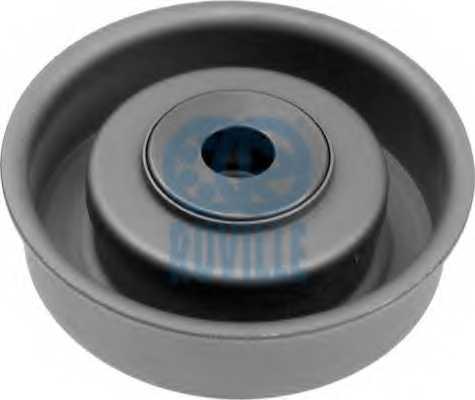 Паразитный / ведущий ролик поликлинового ременя RUVILLE 57337 - изображение