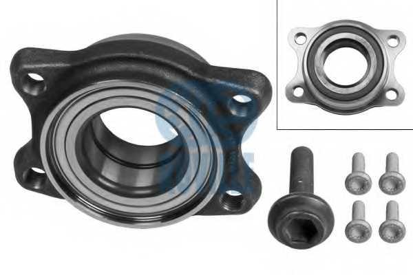 Комплект подшипника ступицы колеса RUVILLE 5739 - изображение