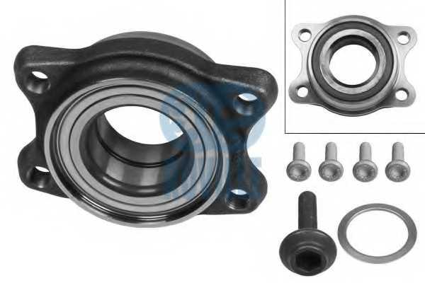 Комплект подшипника ступицы колеса RUVILLE 5745 - изображение