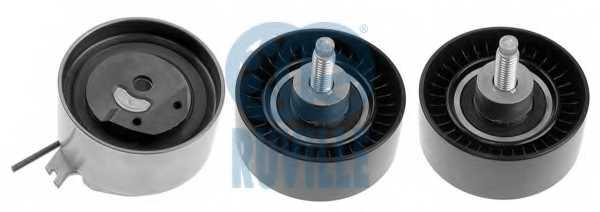 Комплект роликов зубчатого ремня RUVILLE 5861250 - изображение