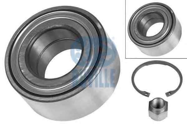 Комплект подшипника ступицы колеса RUVILLE 5917 - изображение