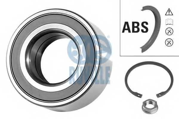 Комплект подшипника ступицы колеса RUVILLE 5944 - изображение