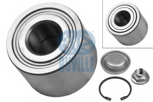 Комплект подшипника ступицы колеса RUVILLE 5949 - изображение