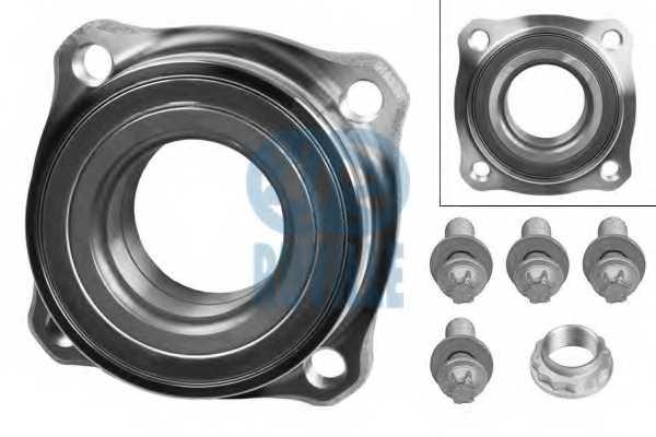 Комплект подшипника ступицы колеса RUVILLE 6259 - изображение