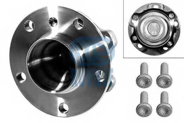 Комплект подшипника ступицы колеса RUVILLE 6269 - изображение