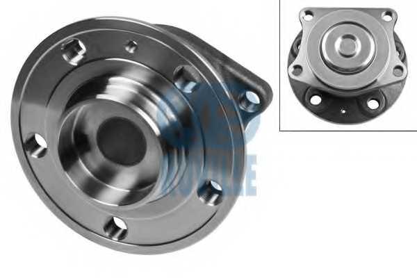 Комплект подшипника ступицы колеса RUVILLE 6528 - изображение
