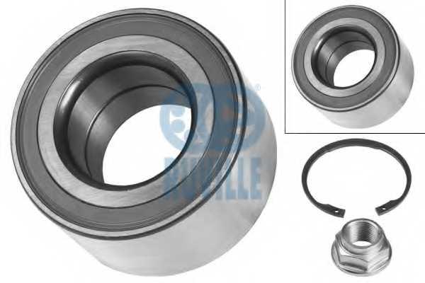 Комплект подшипника ступицы колеса RUVILLE 7425 - изображение