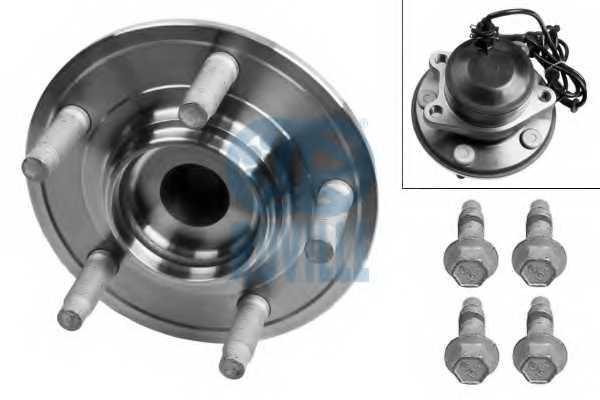 Комплект подшипника ступицы колеса RUVILLE 8306 - изображение
