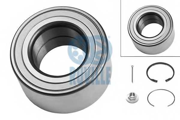 Комплект подшипника ступицы колеса RUVILLE 8405 - изображение